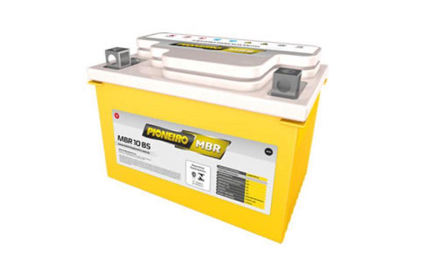Bateria Pioneiro Mbr 10-bs