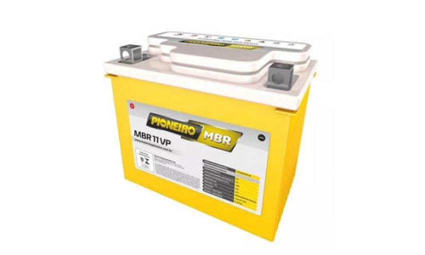 Bateria Agm Pioneiro Mbr 11-vp