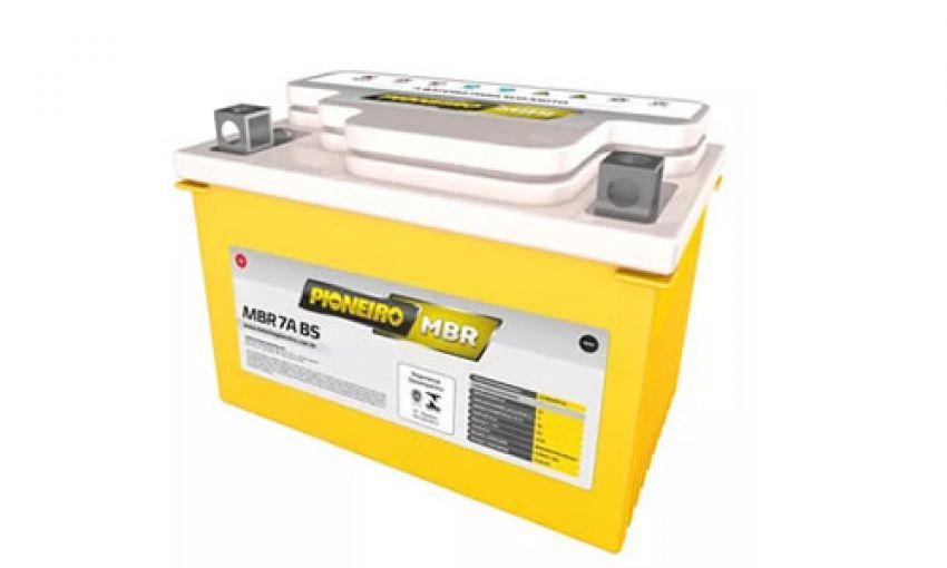 Bateria Agm Pioneiro Mbr 7a-bs