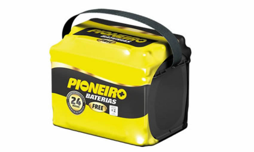 Bateria Pioneiro F75HD