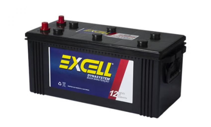 Bateria Excell Ex150Td