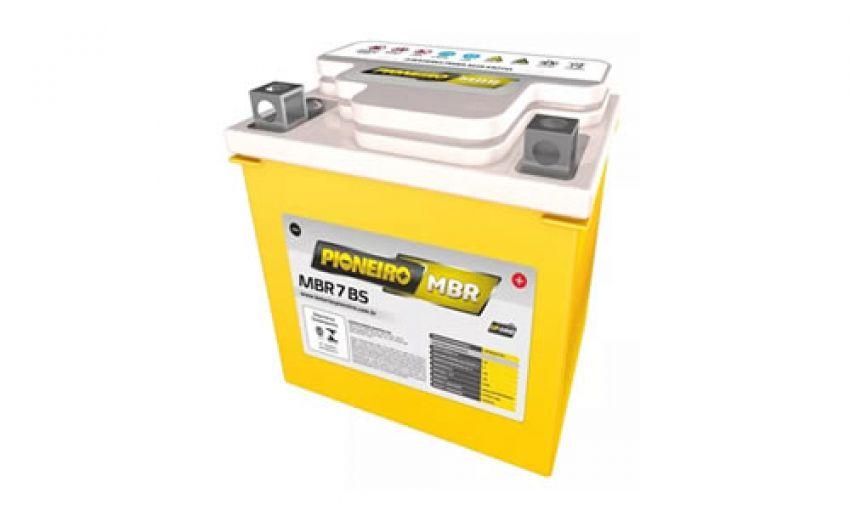 Bateria Pioneiro Mbr 7-bs