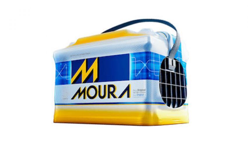 Bateria Moura 60Gd