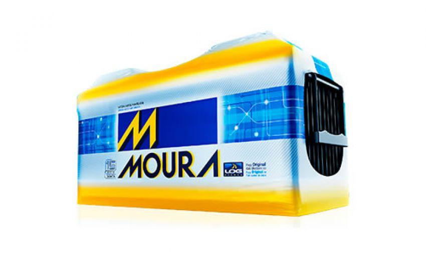 Bateria Moura 100HE