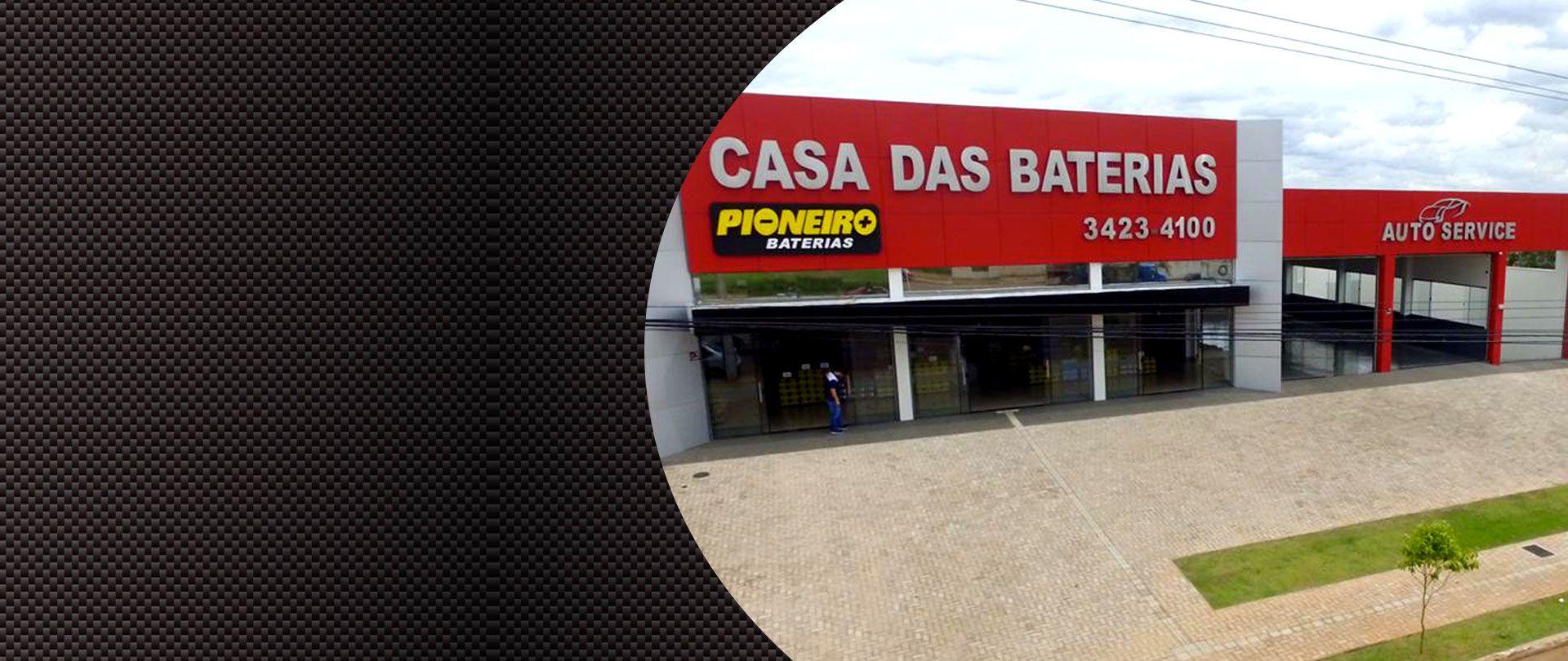 NOVA LOJA Rondonópolis